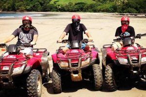ATV Tour Jaco Costa Rica