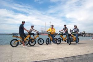 Electric-Bike-Tours-Cartagena-Bachelor-Party