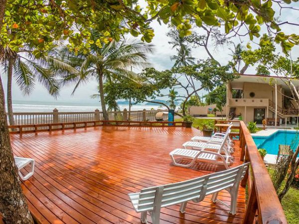 Bachelor Party House Accommodation in Jaco Costa Rica