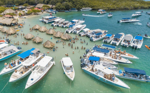 Cartagena Bachelor party ideas