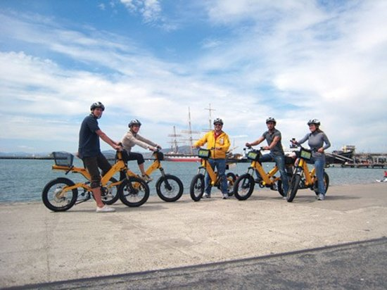 Electric-Bike-Tours-Cartagena-Bachelor-Party