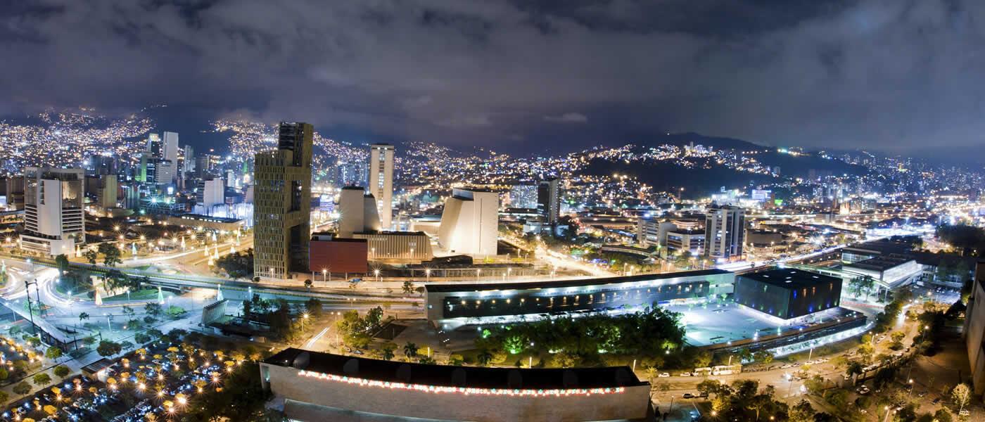 Medellin Colombia Bachelor Party Destination